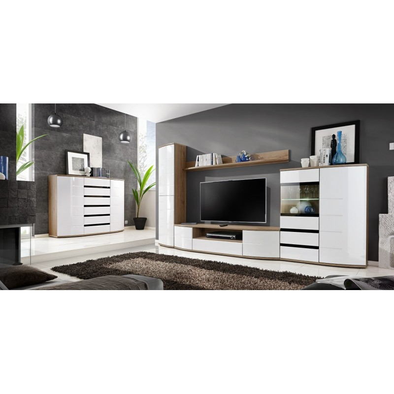 Mueble de salon Albatroz  conjunto de salon completo