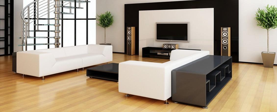 Muebles de salon modernos para la casa   ideas de muebles